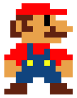 Equipped Inventory - Mario