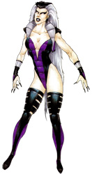 Equipped Inventory - Sindel