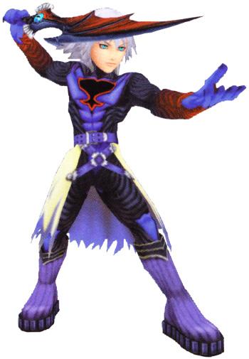 Riku - Kingdom Hearts