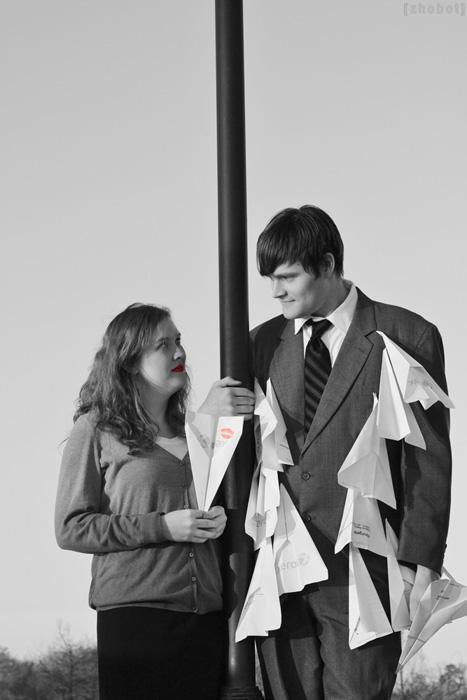 Paperman - George & Meg