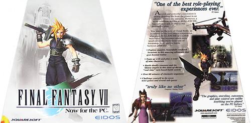 Final Fantasy VII Remake!