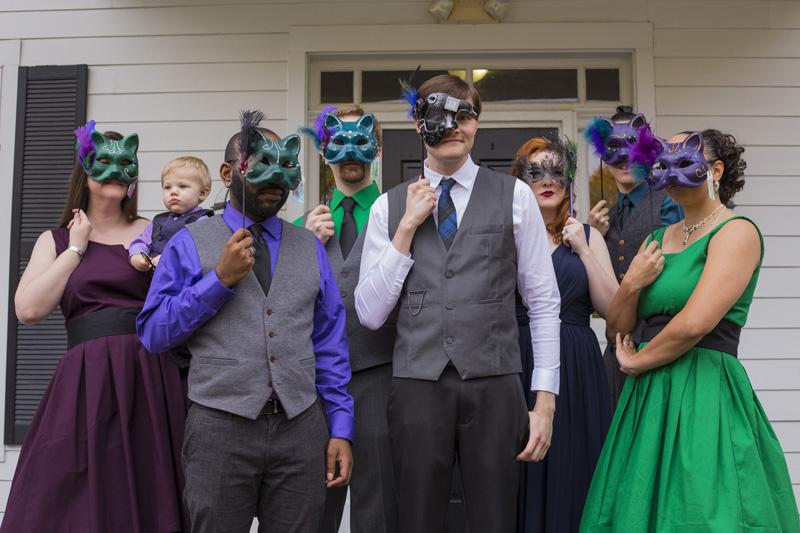 A Rapture Wedding!